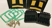 Banshee Vforce V-Force V Force Style Carbon Fiber Reeds Reed Gaskets Kit