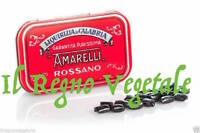 AMARELLI Liquirizia di Calabria PURA ROSSA LATTINA 40g/SPEZZATINA LIQUORICE TIN