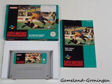 Super Nintendo / SNES Game: Soccer Shootout [PAL] (Complete) [FAH]