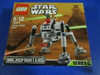 LEGO Star Wars 75077 Microfighters Homing Spider Droid NEU OVP