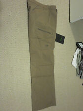 Womens New Arcteryx Palisade Pants Size 6 Color Nubian Brown