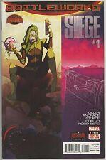 Siege #1 : Battleworld : Secret Wars : Marvel comic