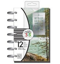 * SALE * MAMBI Create 365 The Mini Happy Planner - Fitness - Small Agenda