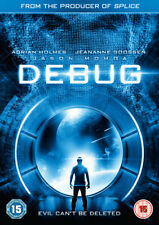 Debug DVD (2014) Nathaniel Bacon ***NEW***