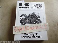 2011 KAWASAKI NINJA Z1000SX / ABS 1000 / 1000 ABS Service Manual OEM