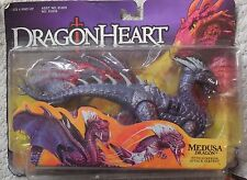 DRAGONHEART Medusa MOSC DRAGON HEART Medusa Dragon action figure