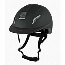 John Whitaker Vx2 Sparkly Riding Hat Small Black S
