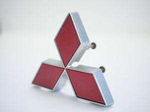 1987-1996 Mitsubishi Mighty Max Front Grill Badge Emblem Logo OEM Diamond 87-96