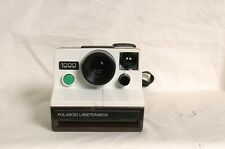 Polaroid Land Camera 1000 instant camera faulty for parts, display