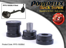 BMW E83 X3 03-10 Powerflex Black Frnt Control Arm To Chassis Bushes PFF5-1502BLK