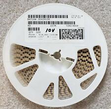 Full Reel 500 pieces 220uF 10V Tantalum Capacitors Kemet/Avx Smt Smd