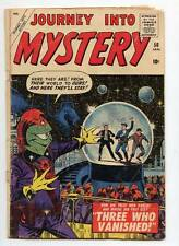 Journey Into Mystery #50 Good (Gd) Marvel Comics Silver Age Horror Sci-Fi 1959