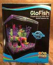 Tetra - GloFish 1.5 Gallon Blue Lights Aquarium Kit (New)