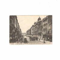 AK Ansichtskarte Feldpost Cambrai / Boulevard Faidherbe - 1915
