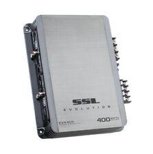 Soundstorm EV4.400 EVOLUTION Series Class AB 400-Watt 4-Ch MOSFET Amp Silver