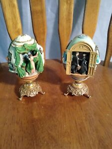 Gone With The Wind Collectible Eggs