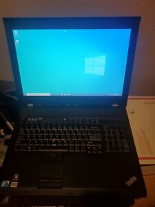 Lenovo Thinkpad W701 i7 Q720(4 core)/6gb ram/320gb hdd/ Excellent battery