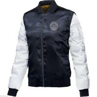 Adidas Originals by Rita Ora Cosmic Jacket Top Satin Removable Sleeve Vest