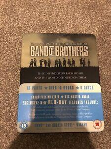 Band Of Brothers (Blu-ray, 2008, Box Set)
