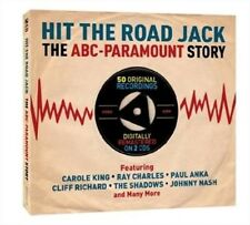 HIT THE ROAD JACK THE ABC-PARAMOUNT STORY - 2 CD SET - NEW