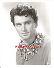 Vintage Edmund Purdom HANDSOME '55 PRODIGAL Joseff Of Hollywood Pub Portrait