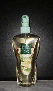 1 Body Fantasies Sugar Vanilla Fantasy 8oz / 236mL By Parfums De Coeur RARE! A2