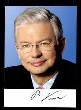 Roland Koch Autogrammkarte Original Signiert  ## BC 99250