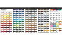 Vallejo Model Color Full Acrylic Paint Range of 218 x 17ml bottles Colours