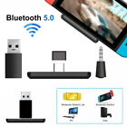 For Nintendo Switch/Lite PS4 PC Bluetooth 5.0 Adapter HIFI Audio Tranceiver
