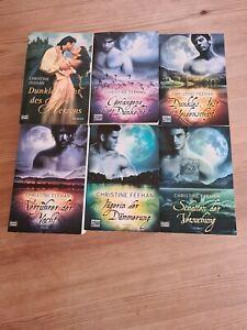 Fantasy Bücher Sammlung von Christine Feehan   Die Karpatianer