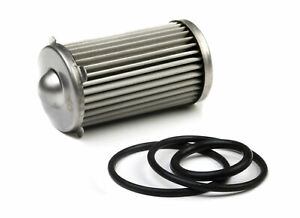 Holley 162-566 Fuel Filter Element and O-ring Kit