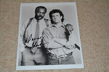 Danny Glover signed autograph 20x25 cm In Person Lethal Weapon