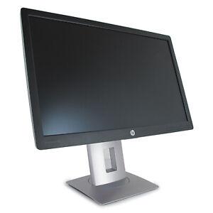 "HP EliteDisplay E232 23"" FullHD LED-Monitor 1920x1080 HDMI DisplayPort USB"