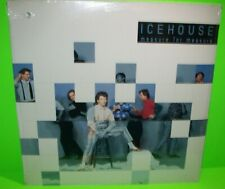 Icehouse Measure For Measure Vinyl LP Record SEALED 1986 Synth-Pop New Wave