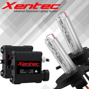 XENTEC Xenon Light HID Kit Slim 35W H1 H3 H4 H7 H10 H11 H13 9004 9006 9007 5202