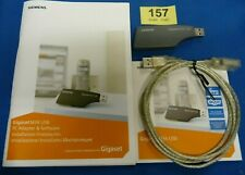 Siemens Gigaset M34 USB VOIP Skype Telephone Adaptor