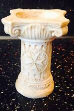Latex Craft Mould To Make Pillar Celtic Style Tea Light Candle Holder