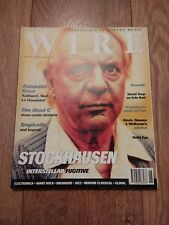 THE WIRE MAGAZINE # 184 JUNE 1999 EXCELLENT CONDITION
