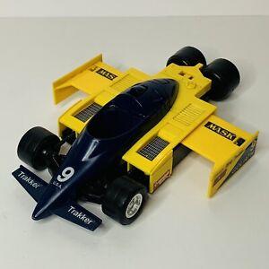 Vintage M.A.S.K. 1987 Goliath Indy Race Car MASK Kenner Formula 1 Incomplete