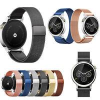 Milanese Magnetic Loop Watch Band Strap For Moto 360 2nd Generation Men's 46mm