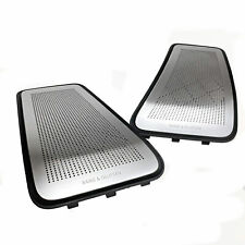 Genuine BMW - F10 Speaker Covers 9276541 9276542 - Bang & Olufsen High-End S6F2