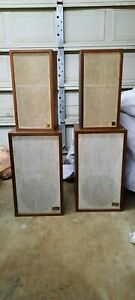 Acoustic Research - AR-4X & AR2-AX Vintage Speakers