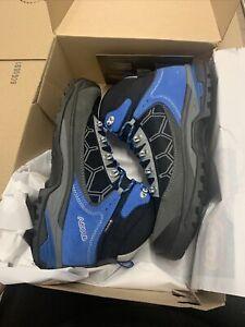 Asolo Men Falcon GV Waterproof GORE-TEX Trail Hiking Boot Graphite Black  8.5