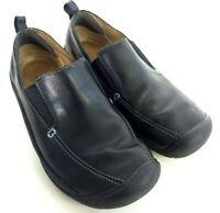 Keen Verona Womens Size 7 Black Casual Walking Slip On Loafers Work Comfort Shoe