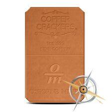 1 oz Copper Bar - Osborne Mint 999 Copper Bullion Bar