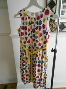 EXCELLENT CONDITION RACHEL RILEY DRESS 12 YEAR OLD FULLY LINED WORN A FEW TIMES