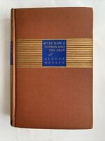 Aldous Huxley, After Many a Summer Dies The Swan, 1st Ed 1939 Vintage Novel