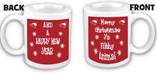 Merry Christmas ya filthy animal mug from home alone