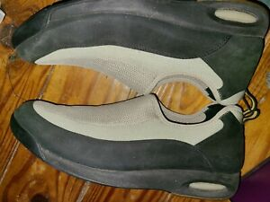 Cole Haan slip on loafers- Nikeair soles Mens size 12