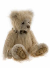 COLLECTABLE CHARLIE BEAR 2019 PLUSH COLLECTION- SAFFY-FROM THE SECRET COLLECTION